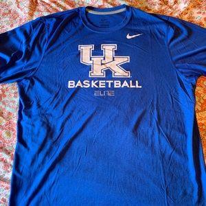 Nike University of Kentucky Dri-Fit T-Shirt